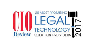 20 Most Promising Legal Technology Solution Providers - 2017