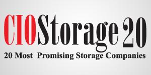20 Most Promising Storage Companies - 2014