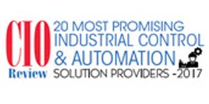 Top 20 Industrial Control and Automation Tech Companies - 2017