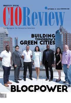 Top 20 Smart City Companies - 2018