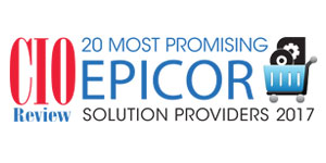 Top 20 Epicor Solution Providers - 2017
