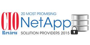 20 Most Promising NetApp Solution Providers - 2015