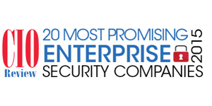 20 Most Promising Enterprise Security Companies - 2015