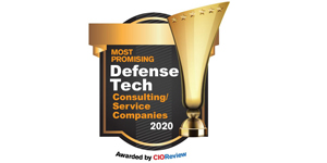 Top 10 Defense Tech Consulting/Service Companies - 2020