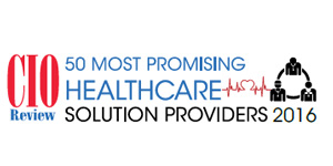 50 Most Promising Healthcare Solution Providers - 2016