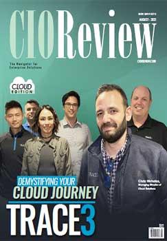 Top 10 Emerging Cloud Solution Companies - 2021
