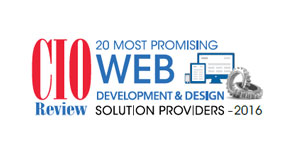 20 Most Promising Web Development & Design Solution Providers - 2016