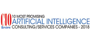 10 Most Promising Artificial Intelligence Consulting/Services Companies - 2018