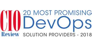 Top 20 DevOps Companies - 2018