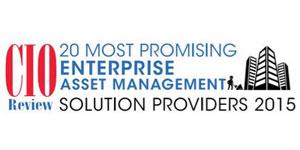 20 Most Promising Enterprise Asset Management Solution Providers 2015