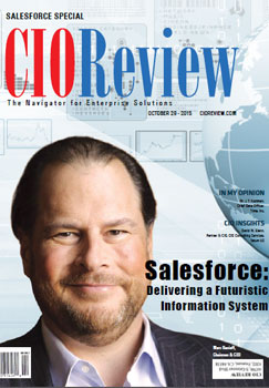 20 Most Promising Salesforce Solution Providers - 2015