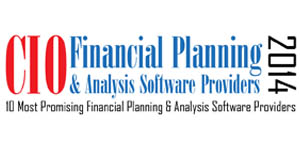 10 Most Promising Financial Planning & Analysis Software Providers - 2014