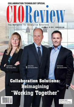 Top 20 Collaboration Solution Providers 2015