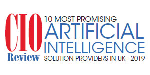 10 Most Promising Artificial Intelligence Solution Providers in UK - 2019