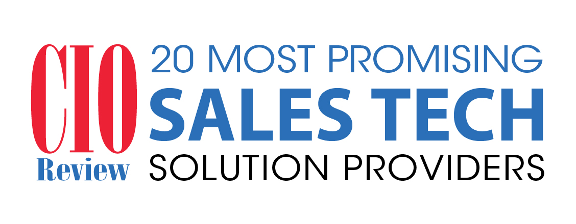 Top 20 Sales Management Tech Companies - 2019