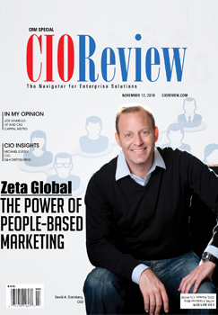 Top 20 CRM Solution Providers 2016