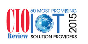 50 Most Promising IOT Solution Providers - 2015