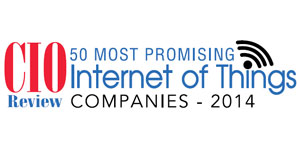 50 Most Promising IoT Companies - 2014