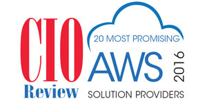 20 Most Promising AWS Solution Providers - 2016