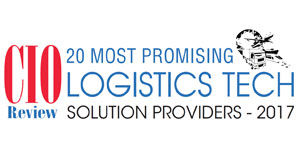 Top 20 Logistics Tech Companies - 2017
