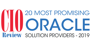 20 Most Promising Oracle Solution Companies - 2019