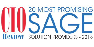 20 Most Promising Sage Solution Providers - 2018