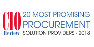 20 Most Promising Procurement Solution Providers - 2018