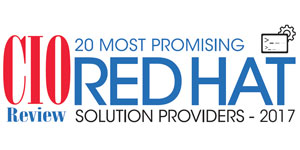20 Most Promising Red Hat Solution Providers - 2017