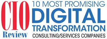 Top 10 Digital Transformation Consulting/Services Companies - 2020
