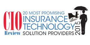 20 Most Promising Insurance Technology Solution Providers - 2015
