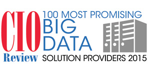 100 Most Promising Big Data Solution Providers - 2015