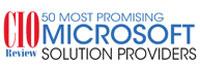 Top 50 Microsoft Solution Companies - 2019
