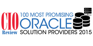 100 Most Promising Oracle Solution Providers - 2015