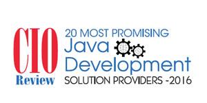 20 Most Promising Java Development Solution Providers - 2016
