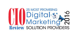 25 Most Promising Digital Marketing Solution Providers - 2016