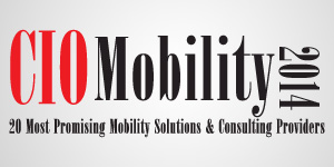 20 Most Promising Mobility Solutions & Consulting Providers 2014