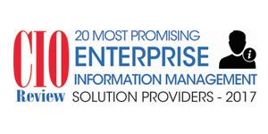 Top 20 Enterprise Information Management Tech Companies - 2017