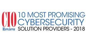 Top 10 Cybersecurity Companies - 2018