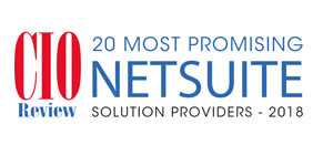 20 Most Promising NetSuite Solution Providers - 2018