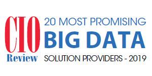 Top 20 Big Data Solution Companies - 2019