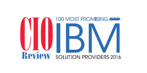 100 Most Promising IBM Solution Providers - 2016