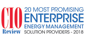 20 Most Promising Enterprise Energy Management Solution Providers - 2018