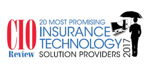 20 Most Promising Insurance Technology Solution Providers - 2017