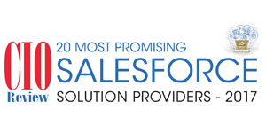 20 Most Promising Salesforce Solution Providers - 2017