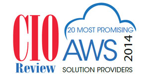 20 Most Promising AWS Solution Providers - 2014