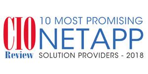 10 Most Promising NetApp Solution Providers - 2018