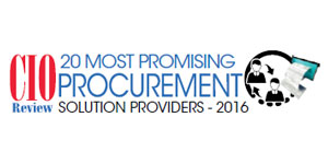 20 Most Promising Procurement Solution Providers - 2016