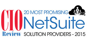 20 Most Promising NetSuite Solution Providers - 2015