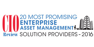 20 Most Promising Enterprise Asset Management Solution Providers 2016