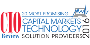 20 Most Promising Capital Markets Technology Solution Providers - 2016